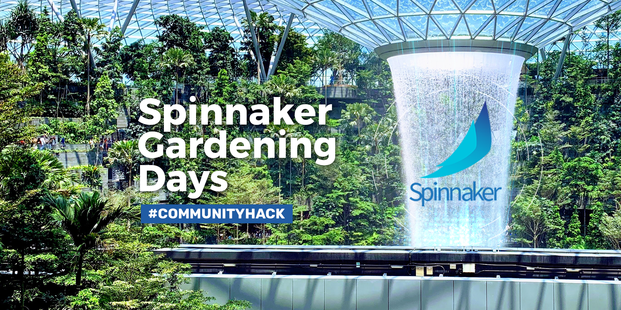 Spinnaker Gardening Days Community Hack
