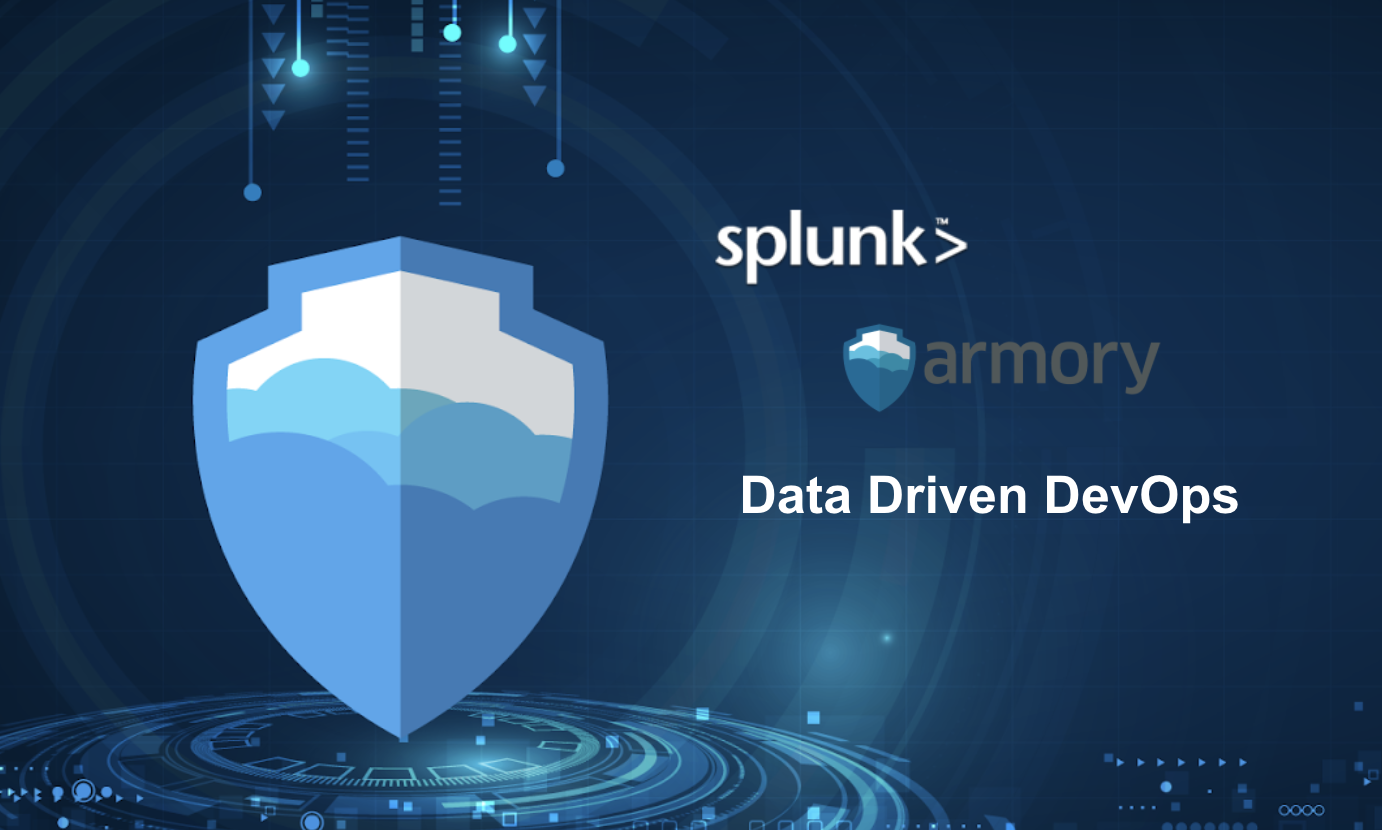 Measuring Continuous Deployment (CD) with Spinnaker and Splunk hero graphic